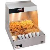 "APW Wyott CFHS-21 C-Radiant 21"" Countertop Fry Holding Station"