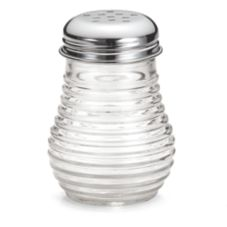 Tablecraft Beehive Collection™ Glass 6 Oz Cheese Shaker