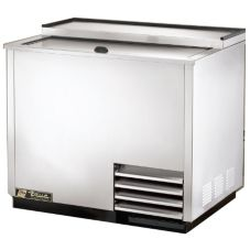True® T-36-GC-S S/S 36 Cu Ft Glass and Plate Chiller / Froster