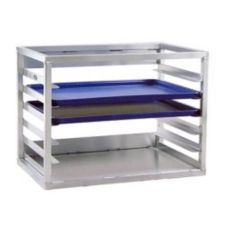 New Age Industrial 98138 Wall Mounted Sheet Pan Rack for (6) Pans