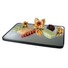 """Gourmet Display By Cal-Mil RR403 Rectangle 28 x 40"""" Mirror Tray"""