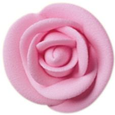 "Lucks™ 1.75"" Large Party Pink Rose"