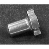 Kappus T21508 Stud Nut For Plastic Freezer Door