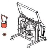 Le-Jo E645-5 Replacement Insert For Onion Tamer