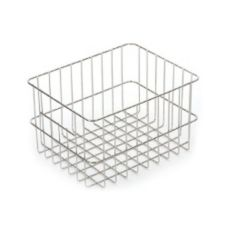 Pronto® Products  1811B S/S Wire Half-Size Basket