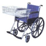 Dickens Enterprises Wheelchair with Basket