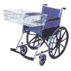 Dickens Enterprises 10024/10025 Wheelchair With Basket