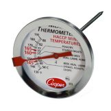 Cooper Atkins 323-0-1 NSF Certified 130-190F Meat Thermometer