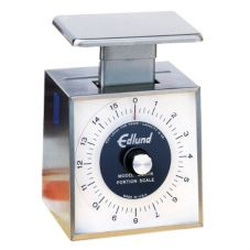Edlund Compact Series Rotating Dial Mechanical Portion Scale