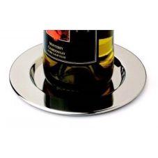 Franmara® 9250 Pratique S/S Wine Bottle 4-Piece Coasters Set