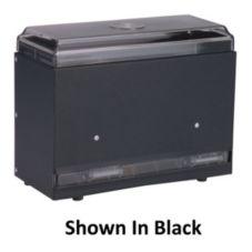 Vollrath 3825-28 Traex S/S One Sided Straw Boss® Jr. Dispenser