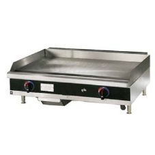 "Star® 624TSPF Star-Max® 24"" Gas Griddle with Safety Pilot"