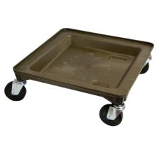 AMCO International 232 Brown Dishwasher Rack Dolly