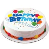 Lucks™ 27161 Edible Image® Happy Birthday Balloons - 12 / BX