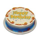 Lucks™ 43028 Edible Image® Birthday Dots - 12 / BX