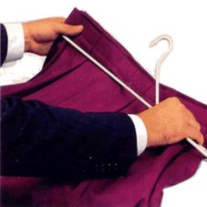 Snap Drape HANGER Skirt Mate Table Skirt Hanger
