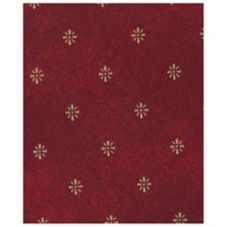 "Marko® Fashion™ 52""x52"" Maroon Aster Tablecloth"