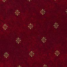 "Marko 57194670TM023 Fashion Series 46"" x 70"" Maroon Aster Tablecloth"