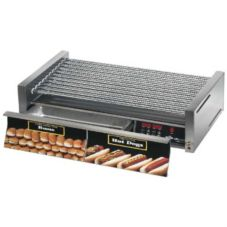 Star® 75SCBD Grill-Max® 75-Hot Dog Grill with Bun Drawer