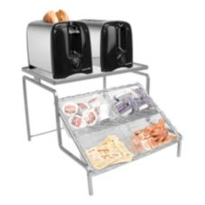 Gourmet Display® Metal / Acrylic Toaster Platform