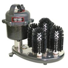 Bar Maid SS-100 Submersible 115 Volt 5-Brush Electric Glass Washer
