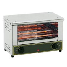 "Single-Shelf 1.7kW Snack Toaster, 120V, 18"" x 12"" x 13"""