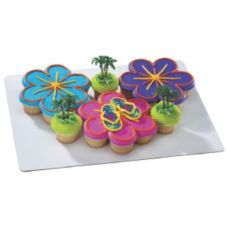DecoPac Flip Flop Magnets Deco-Set