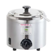 Server Products 82700 Stainless Steel 1.5 Qt. Food Warmer