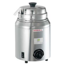 Server-Products Single Vessel Warmer w/Lift Off Lid & Ladle, 82500