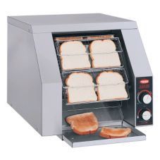 Hatco TRH-60 Toast-Rite 10 Slice/Min 208V Electric Conveyor Toaster