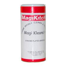 Magikitch'N 9825-1525101 Chrome Plated Grill Cleaner
