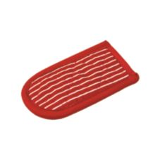 Lodge Manufacturing Red and White Stripe Hot Handle Mitt