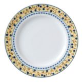 "Vertex AL-6-BB Alpine Collection Blueberry 6.5"" Plate - 36 / CS"