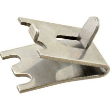 Component Hardware 135-1241 S/S Pilaster Clip For Shelving