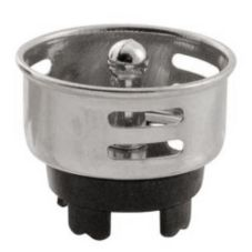"Component Hardware 102-1066 Drain And Basket For 1-1/2"" NPS Drain Size"