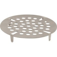 "FMP 100-1013 Flat 3-1/2"" Sink Opening Strainer"