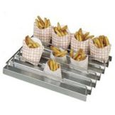 Prince Castle 333-4  S/S Fry Bag / Box Rack