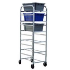 New Age 1279 Aluminum Universal End Loading 6-Shelf Lug Dolly