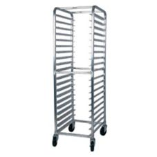 Win-Holt® AL-1812B Heavy Duty Aluminum 12-Bun Pan Rack