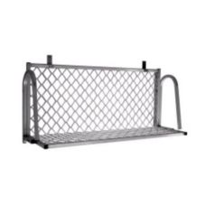 "New Age 120W Aluminum Wall Mount 36 x 15"" Boat Rack with Hardware"