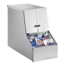S/S Cream Dispenser w/ 2 Paks