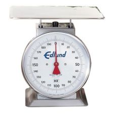 Edlund HD-200 Heavy Duty S/S Mechanical 200 lb Receiving Scale