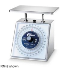 Edlund RM-5 Four Star S/S Portion Scale with Oversized Platform