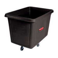 Rubbermaid Black 20 cu ft Cube Truck