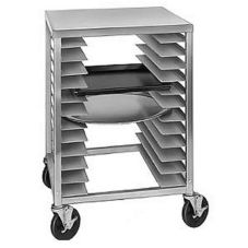 Channel PR-12 Half-Size Aluminum Top Pizza Pan Rack