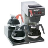 BUNN® 12950.0298 Automatic Coffee Brewer with Plastic Funnel