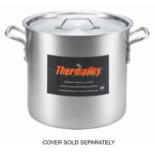 Browne Foodservice 5813160 Thermalloy® 60 Qt. Aluminum Stock Pot
