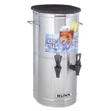 BUNN 37750.0002 Tea Concentrate Dispenser with Side Offset Handles