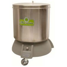 Electrolux 601559 greens machine 20 gallon vegetable dryer 601559 lettuce cutters dryers - Machine a cafe electrolux ...