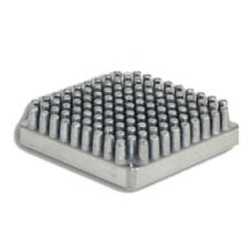 "Browne Foodservice H16P 1/4"" Pusher Block for French Fry Cutter"